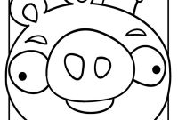 Angry Bird Pigs Coloring Pages - Angry Birds Pigs Coloring Pages Free Coloring Pages Download Gallery