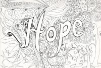 Printable Coloring Pages for Tweens - Awesome Hard Flower Coloring Pages for Teenagers Design to Print