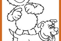 Free Elmo Printable Coloring Pages - Awesome Printable Colouring Pages Cartoon Sesame Street Elmo and Zoe Printable