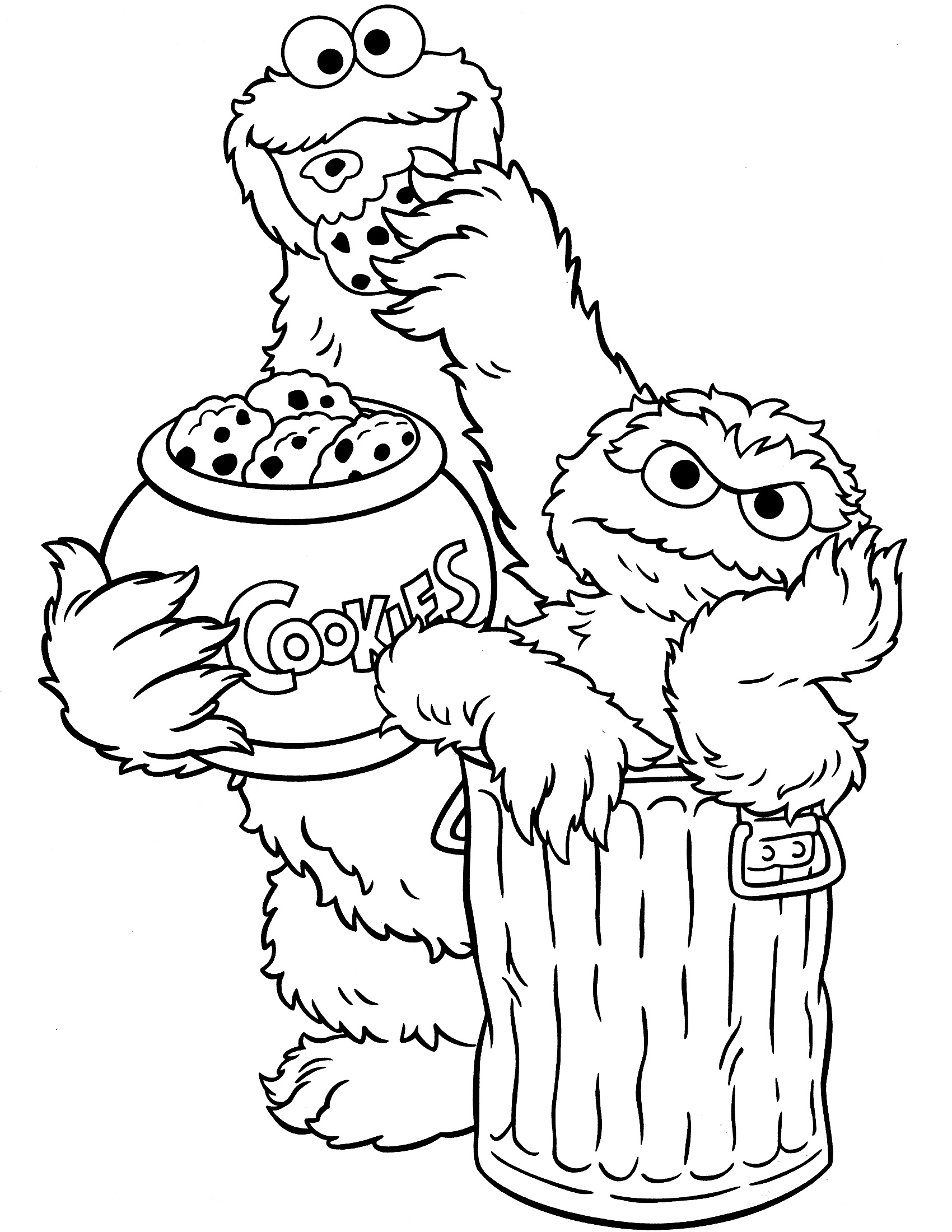 Beautiful Free Printable Elmo Coloring Pages For Kids And Childlife