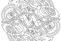 Celtic Mandalas Coloring Pages - Celtic Mandala Coloring Pages 8 Printable