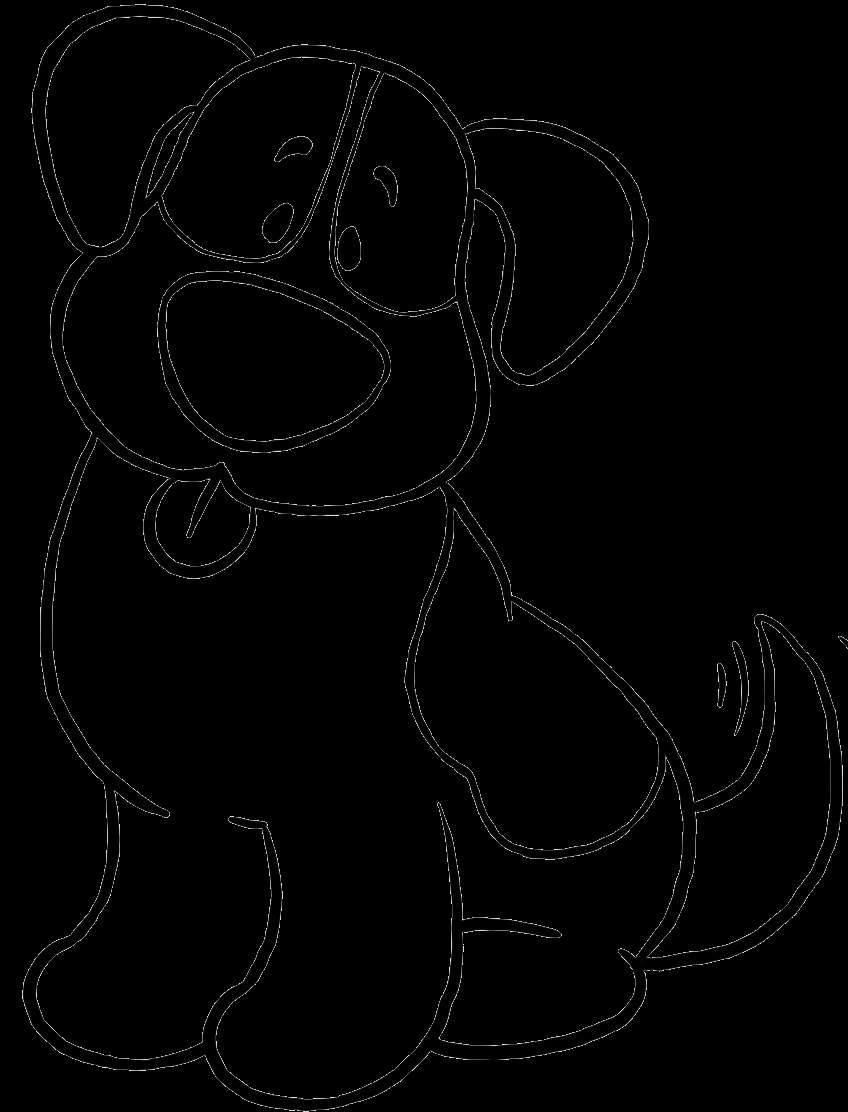Charming Ideas Dog to Color Cute Coloring Pages Printables Printable Of Printable Puter Coloring Pages Collection