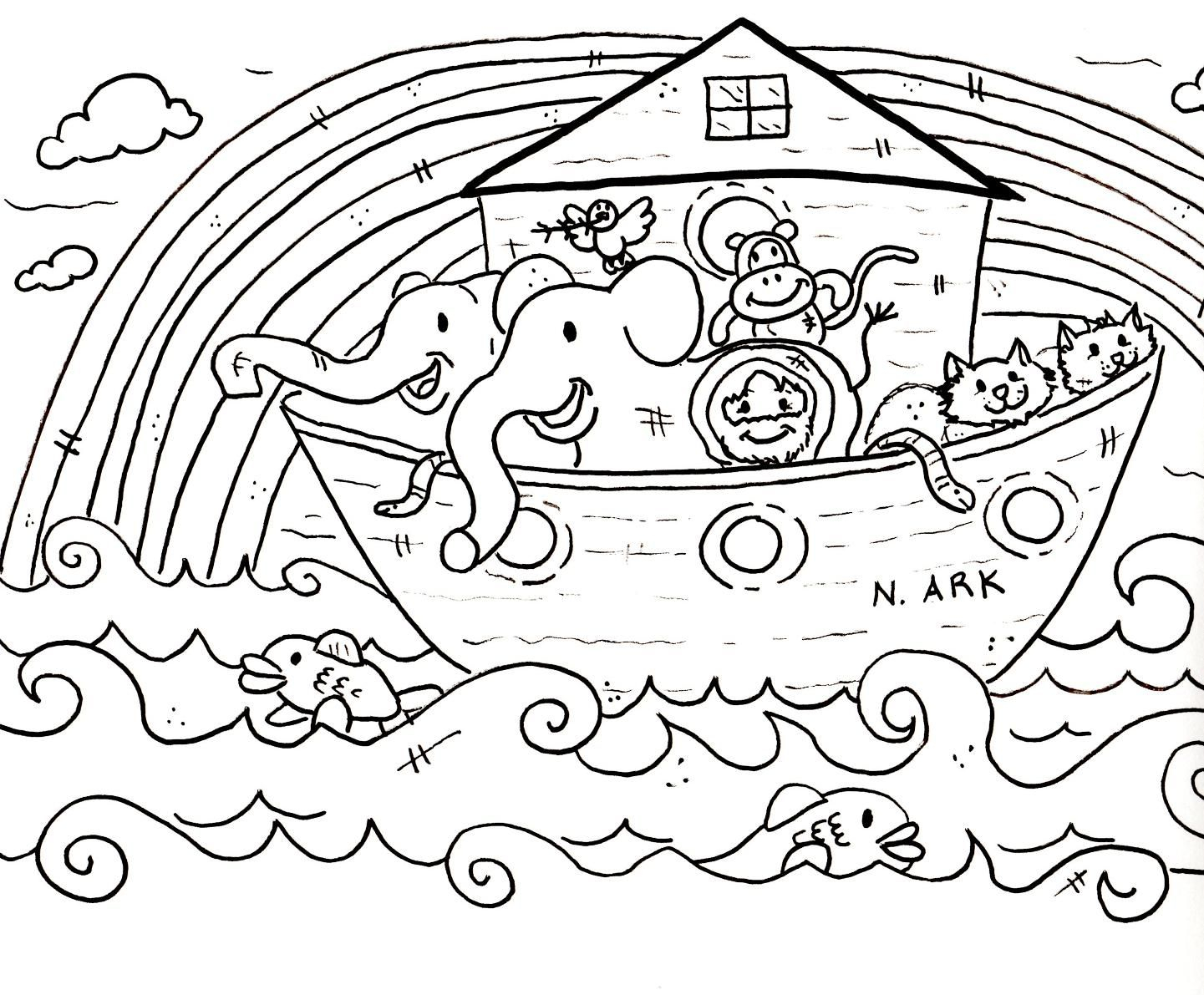Children Coloring Pages for Church Printable Of Prayer Trust In the Lord Collection