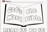 Coloring Pages for Sunday School Lessons - Childrens Bible Coloring Pages Beautiful Bible Coloring Sheets for Collection