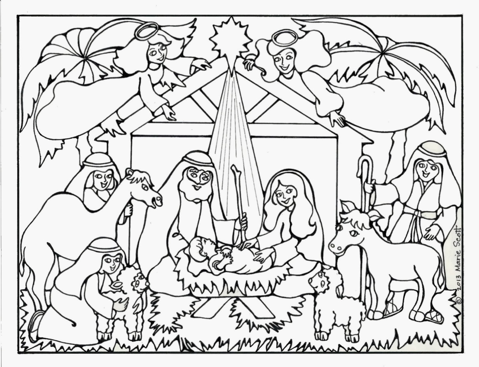 Christ Resurrection Coloring Page Create A Printout Activity Free To Print