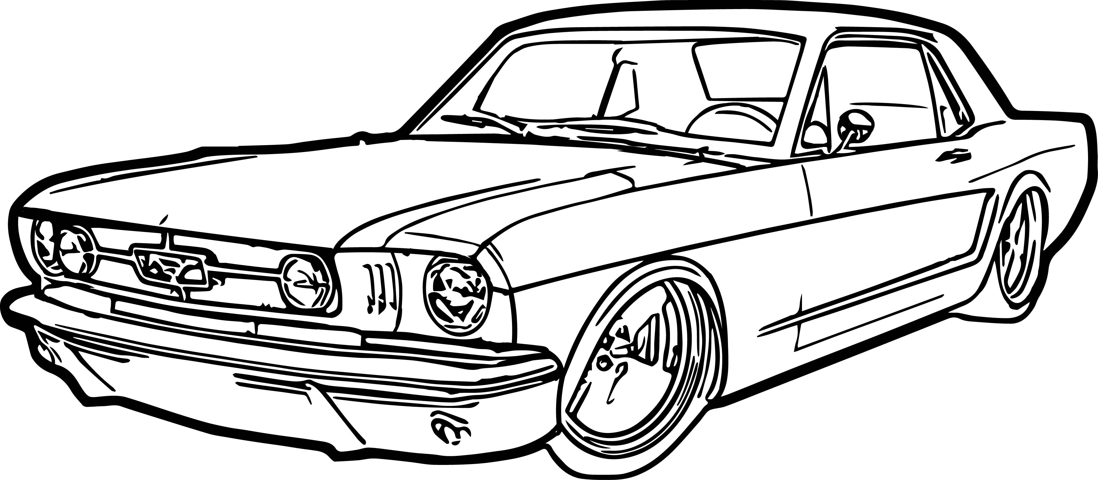 Hot Rod Coloring Pages to Print Download | Free Coloring Sheets