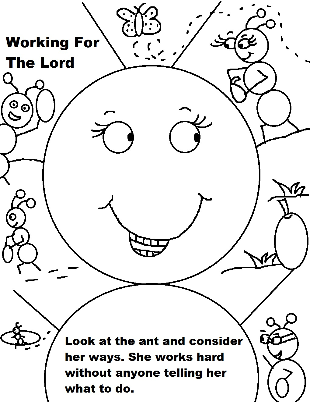 Coloring Pages Sunday School Lessons – Color Bros to Print Of Prayer Trust In the Lord Collection