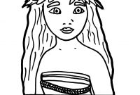 Child Coloring Pages Online - Coloring Pagesfo Moana Princess Printable Coloring Pages Book – Fun Time Gallery