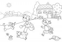 Summer Preschool Coloring Pages - Colouring Pages for Preschoolers Fresh Summer Coloring Pages Printable