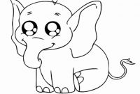 Free Baby Animal Coloring Pages - Cute Baby Animal Coloring Pages Elegant Baby Tiger Coloring Pages Collection
