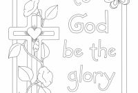 Coloring Pages for Sunday School Lessons - Fascinating Coloring Pages Sunday School at Menmadehome Image for to Print