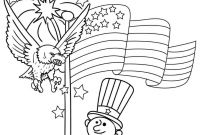 Coloring Pages 4th Of July Printable - Free Printable 4th July Coloring Pages Independence Day Coloring Collection
