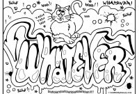 Printable Coloring Pages for Tweens - Free Printable Coloring Page Shitballs Swear Word Simple Pages with Collection