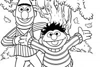 Free Elmo Printable Coloring Pages - Free Sesame Street Coloring Pages to Print