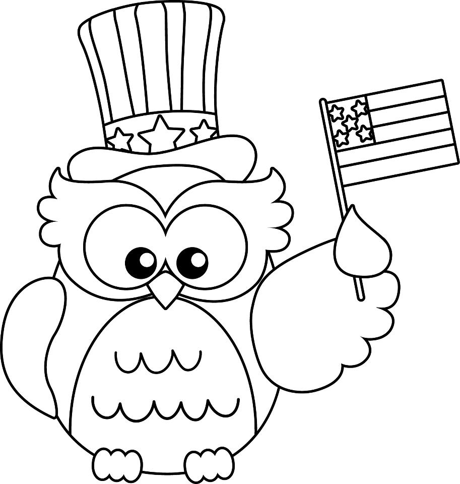 Full Image Wallpapers » th of july coloring pages free to print | HD ...