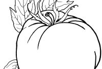 Coloring Pages Of Healthy Foods - Fruits and Ve Ables for Coloring New Pumpkin Ve Ables Download