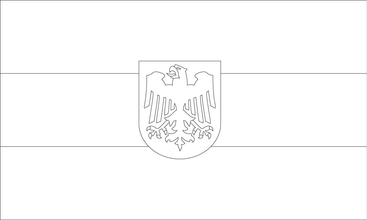 German Flag to Color New Excellent Germany Coloring Page World Flags ...