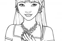 Printable Coloring Pages for Tweens - Girl Hair Coloring Pages Copy Coloring Pages for Tween Girls Gallery