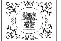 "Coloring Pages for Sunday School Lessons - God Blesses Job"" Sunday School Lesson Job 42 1 10 October 26 2014 Gallery"