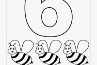 Preschool Number Coloring Pages - Gorgeous Coloring Worksheets for Preschool 24 Color Printable 12 Collection