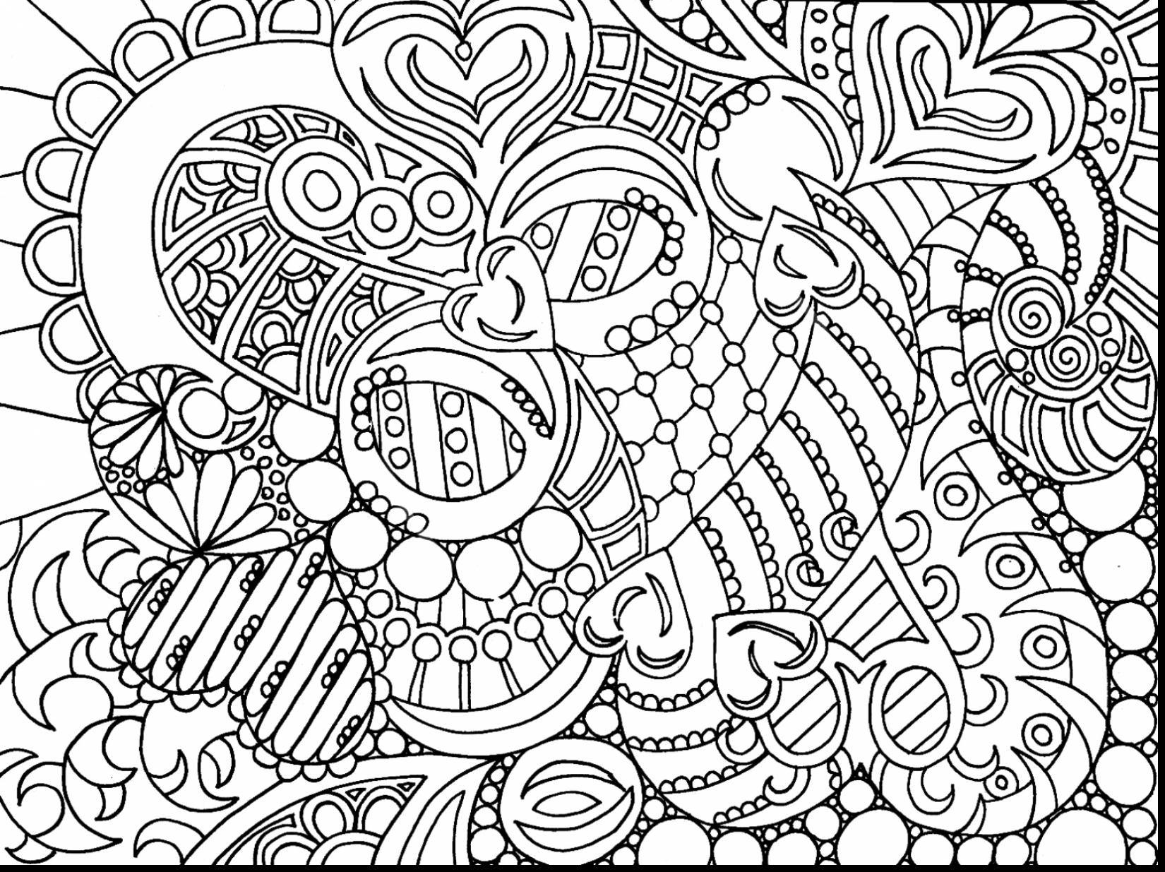 Printable Coloring Pages for Tweens Printable Free