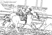 Race Horse Coloring Pages - Horse Racing Color Pages Horse Race Coloring Page Gallery