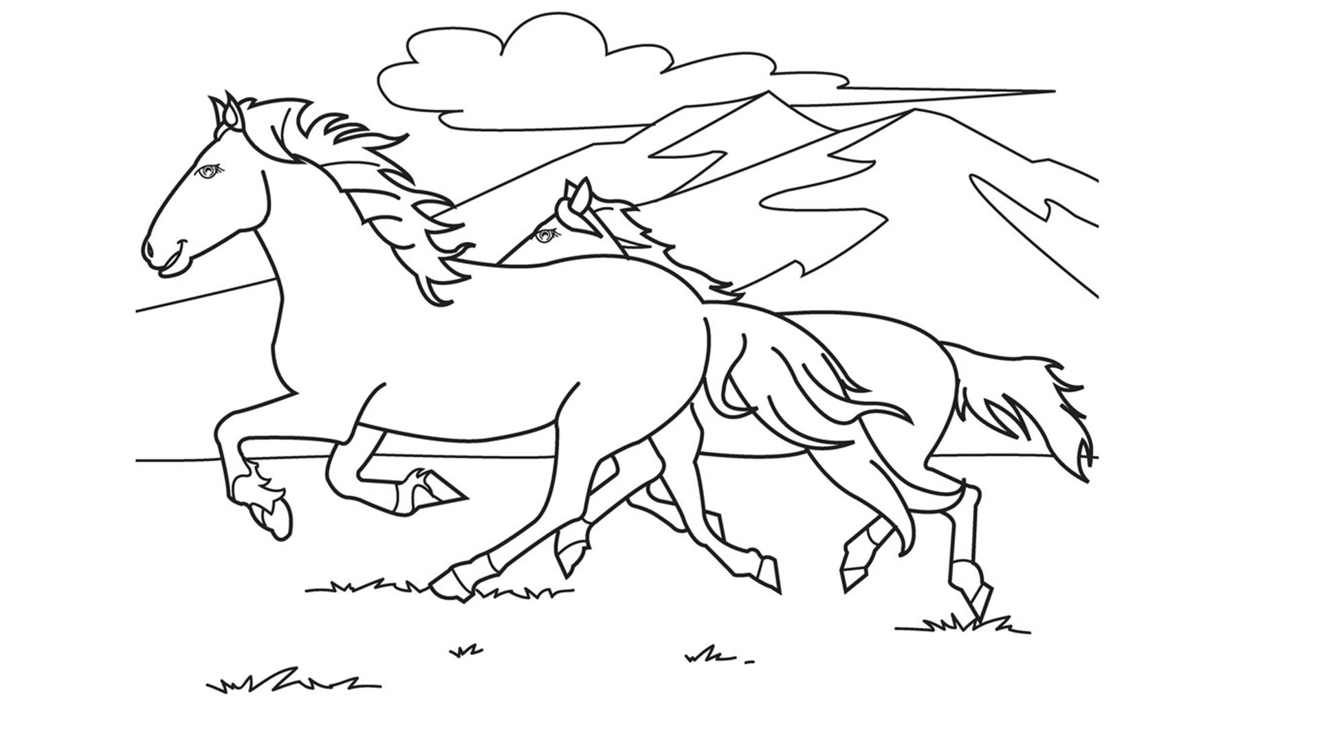 race horse coloring pages printable free coloring sheets