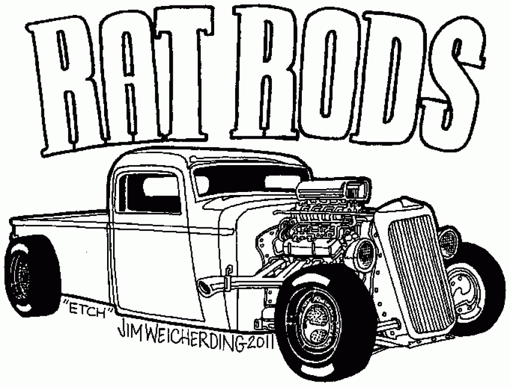 Hot Rod Coloring Pages Gamz Printable Of Coloring Books and Pages Simple Hot Rod Coloring Pages Pinterest Printable