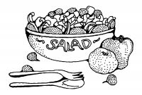 Coloring Pages Of Healthy Foods - Introducing Read It Don T Eat Coloring Pages Healthy Food Fun You to Print