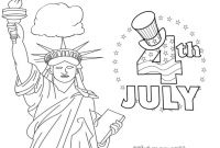 Coloring Pages 4th Of July Printable - July Coloring Pages Unique 4th July Coloring Pages – Logo and Collection