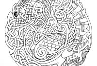 Celtic Mandalas Coloring Pages - Mandala Coloring Pages Celtic Mandala Coloring Pages for Adults Download