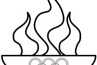 Special Olympics Coloring Pages - Memorating the theft Of Fire From the Greek God Zeus by Download