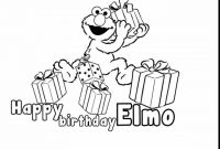 Free Elmo Printable Coloring Pages - Neoteric Ideas Elmo Coloring Pages Printable Free Cute Printables to Print