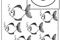 Preschool Number Coloring Pages - Number Coloring Pages Kids Color Sheets for Kindergarten Educations Gallery