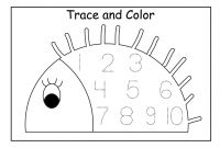 Preschool Number Coloring Pages - Numbers 1 10 Coloring Pages Save Number Coloring Pages Preschool Gallery
