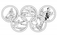 Special Olympics Coloring Pages - Olympic Games Olympic & Sport Adult Coloring Pages Gallery