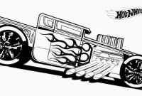 Hot Rod Coloring Pages to Print - Page top Free Coloring Book Downloads area Hard Extreme Hot Wheels Download