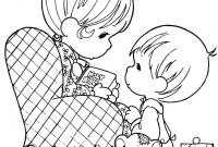 Precious Moments Coloring Book Pages to Print - Precious Moments Coloring Pages Bing Printable