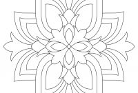 Celtic Mandalas Coloring Pages - Printable Arts Culture Celtic Mandala Simple Mandalas Coloring Pages Printable