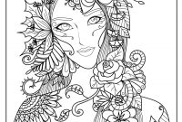 Printable Coloring Pages for Tweens - Printable Coloring Pages for Teenage Girls Printable