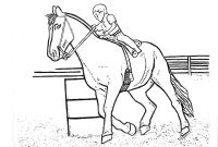 Race Horse Coloring Pages - Race Horse Coloring Pages Printable Horse Racing Coloring Pages Collection