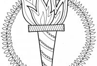 Special Olympics Coloring Pages - Rio Olympics Coloring Page Printable Pages the Leopard sochi Mascot Gallery