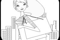 Shopping Coloring Pages - Shopping Coloring Pages to Print
