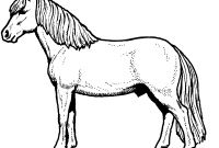 Race Horse Coloring Pages - Simple Horses Coloring Pages Baby Horse to Print Realistic Head Race Download