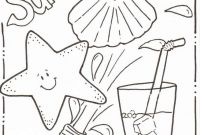 Summer Preschool Coloring Pages - Summer Coloring Pages these are Nice and when You Print them Printable