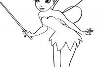 Printable Tinkerbell Coloring Pages - Tinkerbell Coloring Book Preschool In Humorous Free Printable Pages Collection
