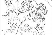 Printable Tinkerbell Coloring Pages - Tinkerbell Coloring Pages Free Printable Download