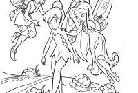 Printable Tinkerbell Coloring Pages - Tinkerbell Colouring Pages Printable Tinkerbell Coloring Pages 22 Gallery
