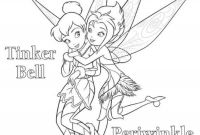 Printable Tinkerbell Coloring Pages - Winsome Design Free Printable Tinkerbell Coloring Pages and Friends Gallery