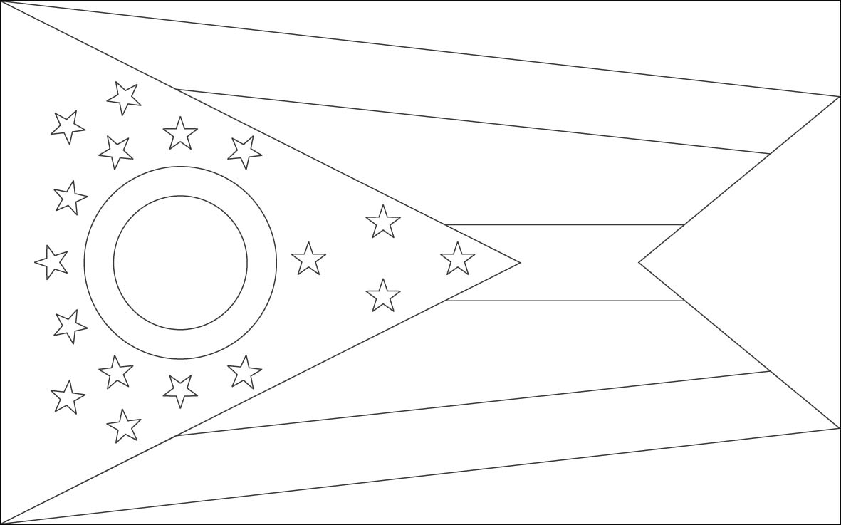 Coloring pages flags from around the world to print free for Flag of israel coloring page